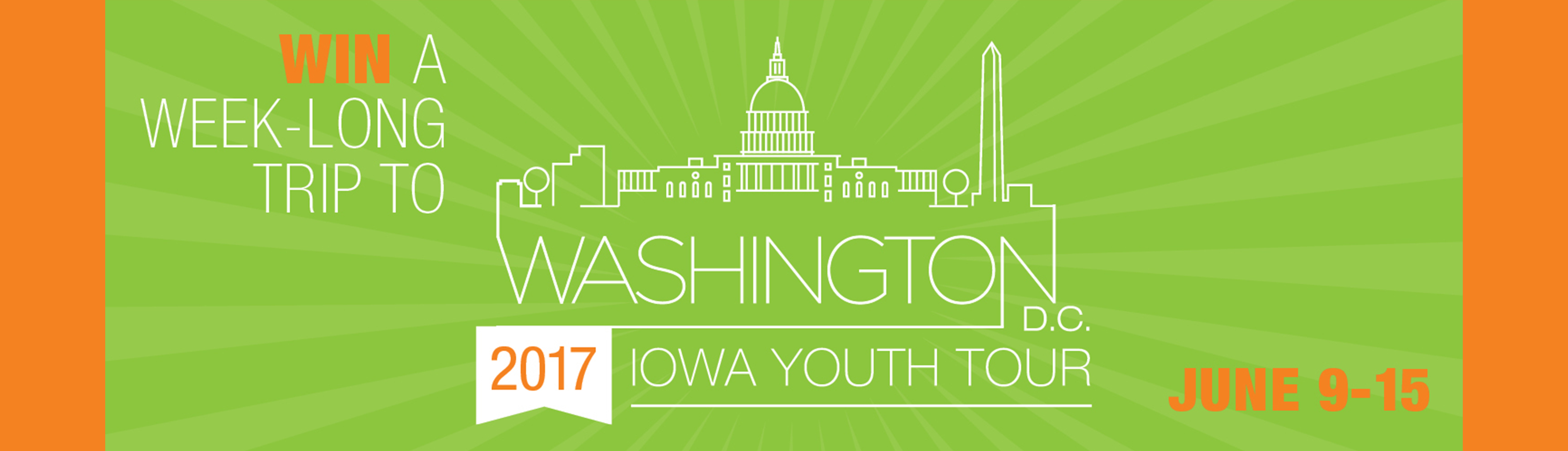 Apply for Youth Tour!
